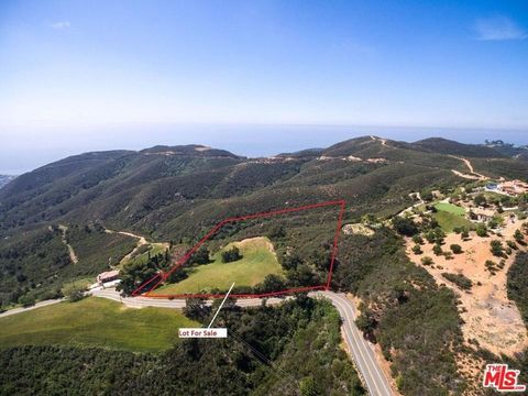 Magnificent Malibu Ca Land For Sale Real Estate Realtor Com Hairstyles For Women Draintrainus