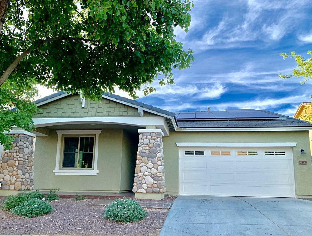 20930 W Stone Hill Rd, Buckeye, AZ 85396