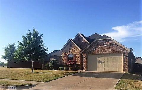 416 Merced St, Burleson, TX 76028