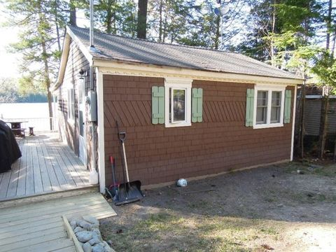 1051 S Shore Rd, Madawaska Lake Township, ME 04783