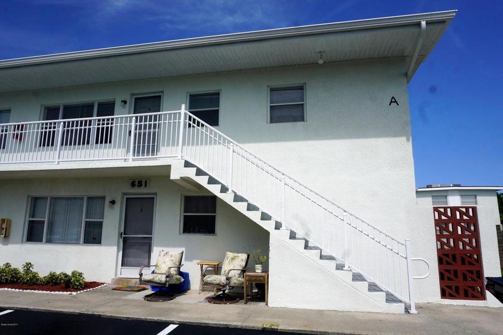 651 Palm Dr Apt A4, Satellite Beach, FL 32937
