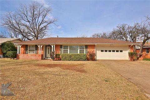 Photo of 1362 N Willis St, Abilene, TX 79603