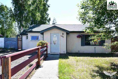 Photo of 109 Ina St, Fairbanks, AK 99701
