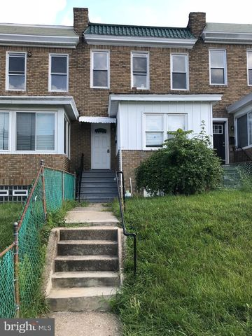 Photo of 3209 Mondawmin Ave, Baltimore, MD 21216