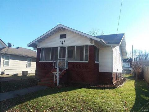 458 E Burkhart St, Moberly, MO 65270