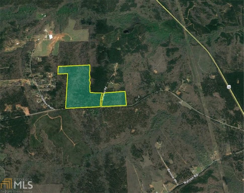Forsyth Georgia Map.Lassiter Rd Forsyth Ga 31029 Land For Sale And Real Estate