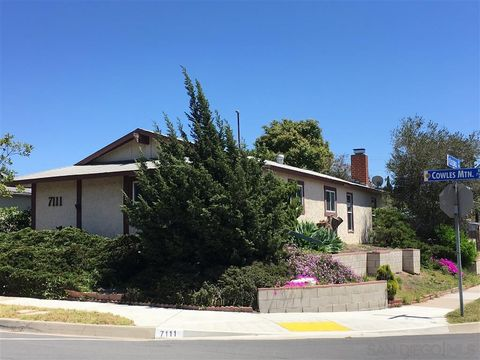 Photo of 7111 Cowles Mountain Blvd, San Diego, CA 92119