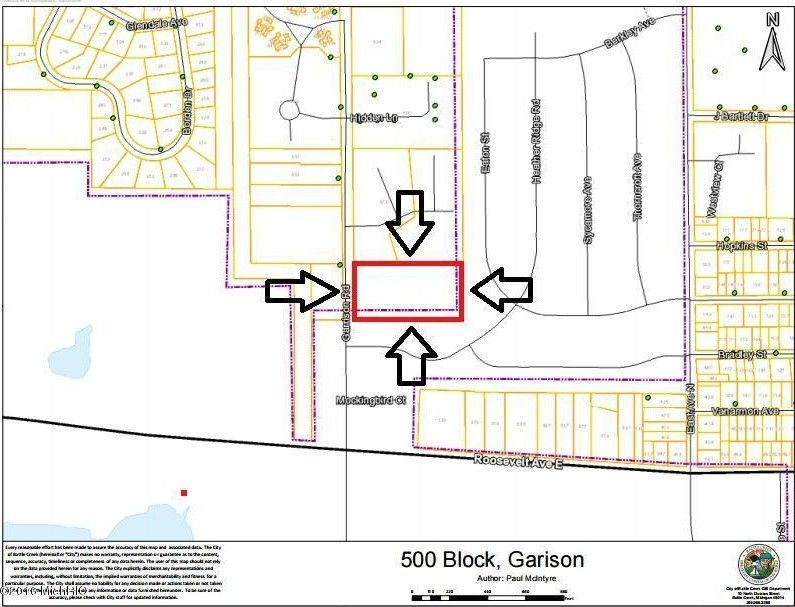 Calhoun County Property Tax Assessment