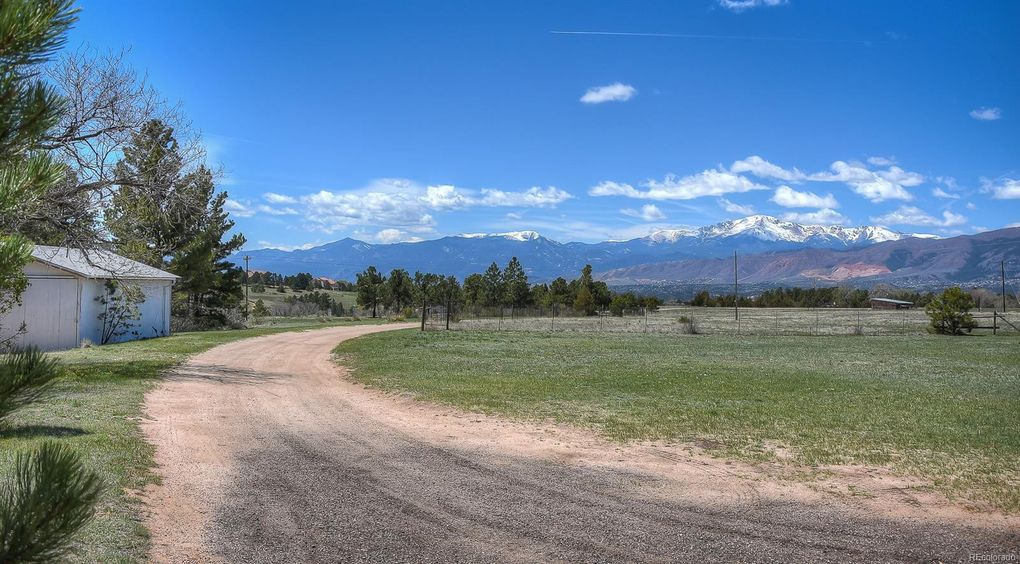 Land For Sale Colorado Springs >> 2210 Old Ranch Rd Colorado Springs Co 80908 Land For Sale And