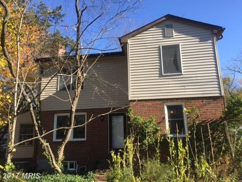 lincolnia va apartments with basement