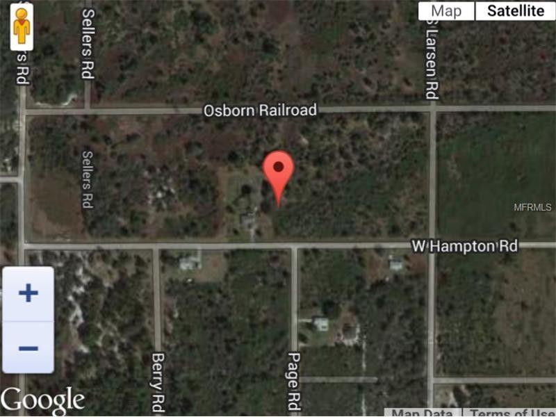 Avon Park Florida Map.2402 W Hampton Rd Avon Park Fl 33825 Realtor Com
