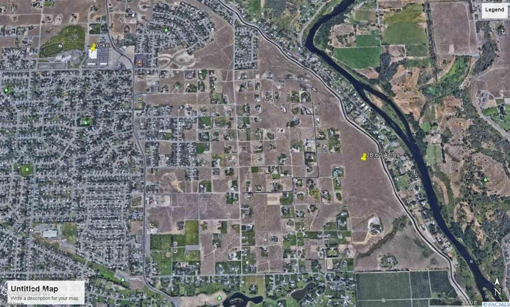 Mt Adams Washington Map.Mt Adams View Dr West Richland Wa 99353 Land For Sale And Real