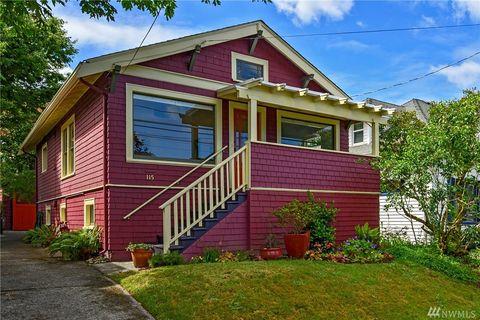 Photo of 115 Ne 58th St, Seattle, WA 98105