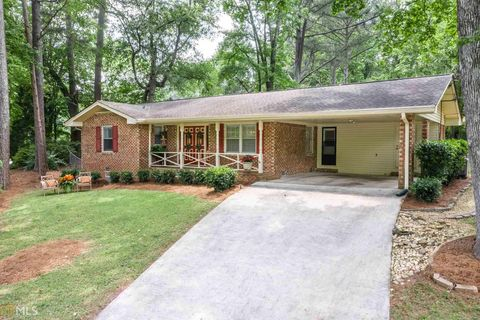 Photo of 1192 Mayfield Dr, Decatur, GA 30033