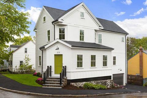 Arlington Ma New Homes For Sale Realtor Com