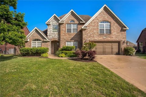 Photo of 6506 W Hearth Stone Dr, Rogers, AR 72758