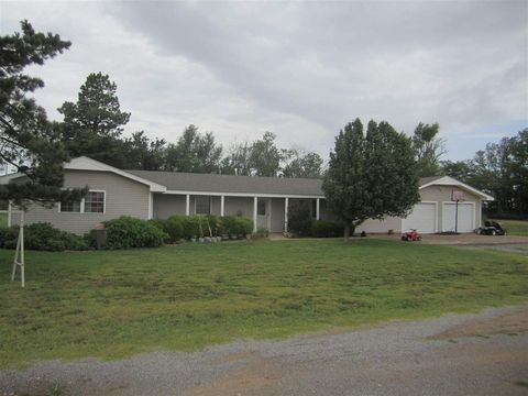 205533 E County Road 47, Sharon, OK 73857