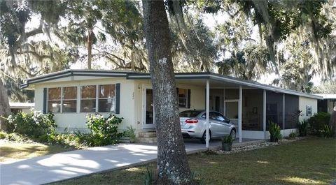 Sandpiper Mobile Home Park Leesburg FL