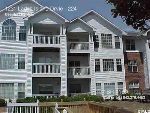 Photo of 1231 Ladys Island Dr Unit 224, Port Royal, SC 29935