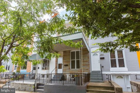 Photo of 2818 Huntingdon Ave, Baltimore, MD 21211