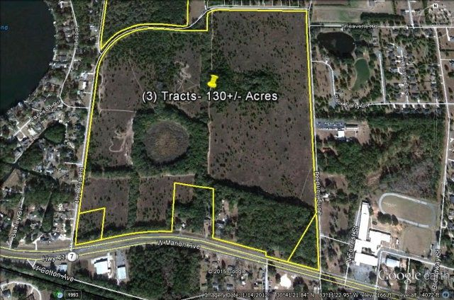 120 Acre Acres Highway 41 Lake Park GA 31636