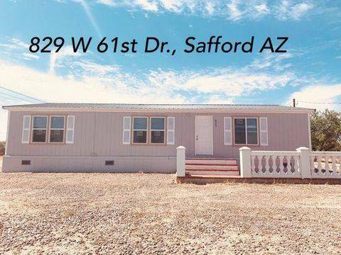 Photo of 829 W 61st St, Safford, AZ 85546