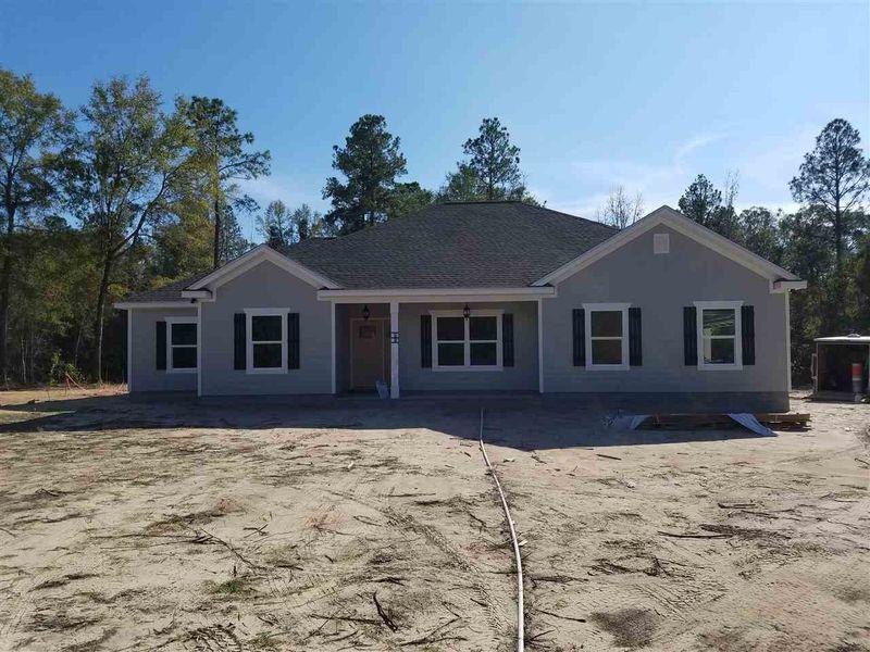 55 crosscut trl crawfordville fl 32327 home for sale