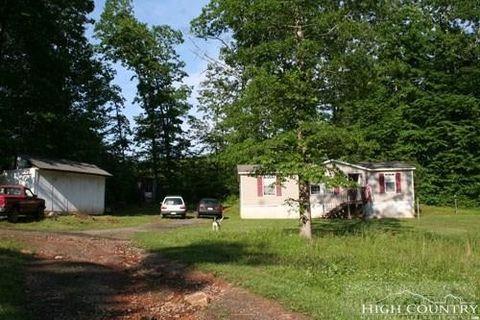 501 Carson Woods Rd, Laurel Springs, NC 28644