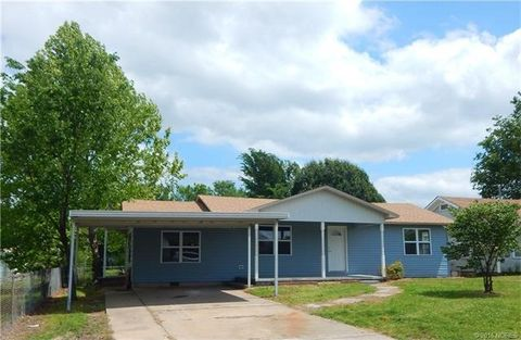 Homes For Sale In Mcalester Area