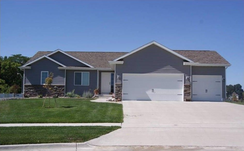718 sw 40th st ankeny ia 50023 for Home builders ankeny iowa