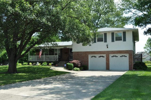 895 meadow ln xenia oh 45385 home for sale real