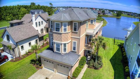 Photo of 1008 E Isle Of Palms Waterfront Home In A Waterway Community Dr E Unit Direct, Myrtle Beach, SC 29577