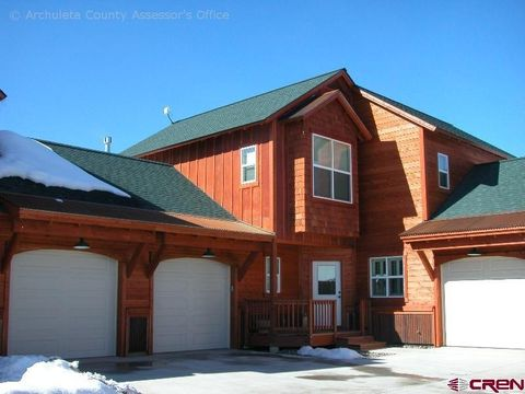 Photo of 620 Lakeside Dr, Pagosa Springs, CO 81147