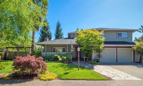 Photo of 3217 Meadow Glen Dr, Santa Rosa, CA 95404