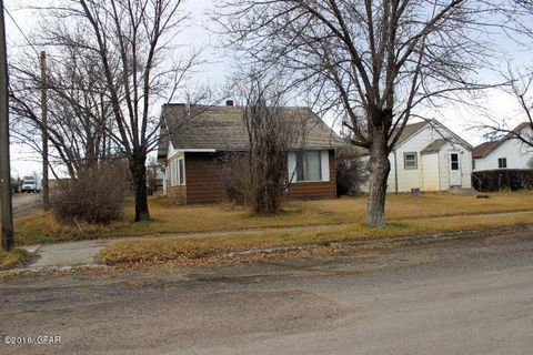 372 And 382 Hilger St, Geraldine, MT 59446