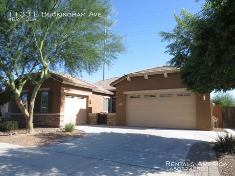 Photo of 1133 E Buckingham Ave, Gilbert, AZ 85297