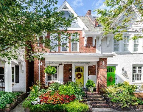 Stupendous The Fan Richmond Va Recently Sold Homes Realtor Com Download Free Architecture Designs Crovemadebymaigaardcom