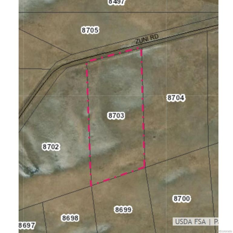 Zuni Rd Hartsel Co 80449 Land For Sale And Real Estate Listing
