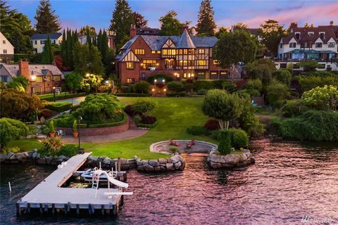Peachy Waterfront Homes For Sale In Seattle Wa Realtor Com Download Free Architecture Designs Terstmadebymaigaardcom