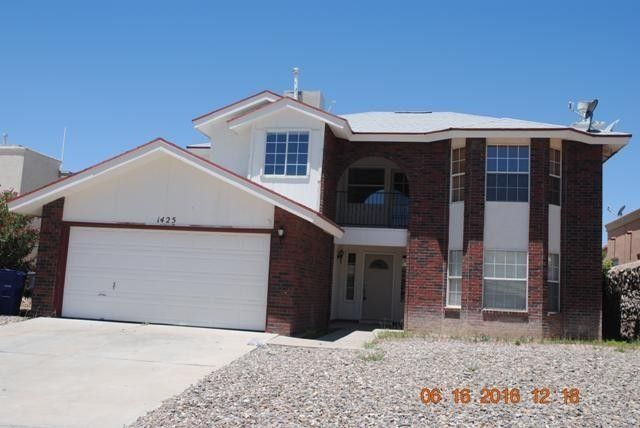 1425 cross ridge dr el paso tx 79912 home for sale for Homes for sale 79912