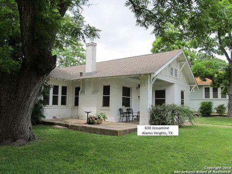 Photo of 630 Jessamine St, Alamo Heights, TX 78209