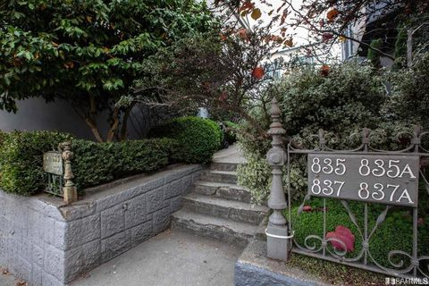 Photo of 837 A Union St, San Francisco, CA 94133
