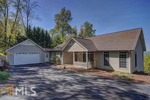 Photo of 160 Enotah Ln, Blairsville, GA 30512