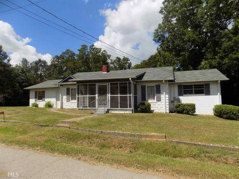 41 N Fourth Ave McRae Helena GA 31055