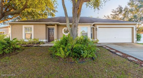 3271 Craggy Bluff Pl Cocoa Fl 32926 House For
