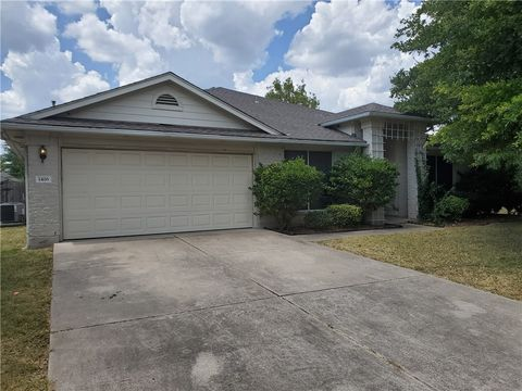 Photo of 1416 Marsh Harbour Dr, Round Rock, TX 78664