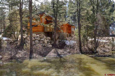 Photo of 27 Manitou Ln, Durango, CO 81301