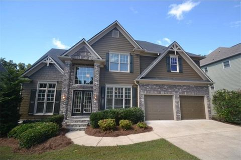 Homes For Rent W  Car Garage In Acworth Area