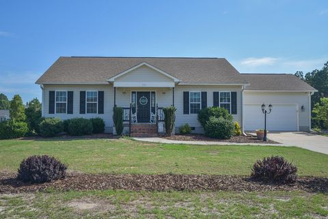 Skyline Manor, Southern Pines, NC Real Estate & Homes for Sale