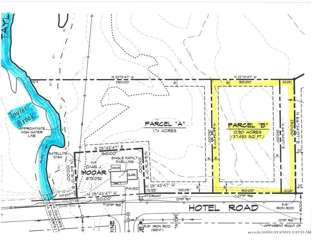 Hotel Rd Lot B Auburn Me 04210 Land For Sale And Real Estate